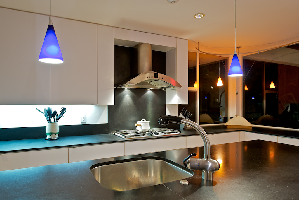 Hastings Electrician Kitchen Lighting